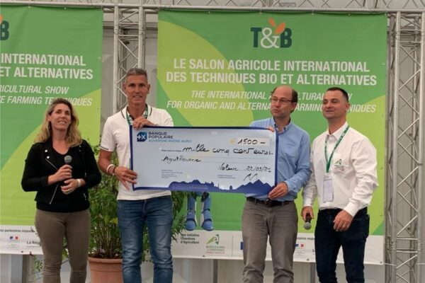 Tubutute Serre bioclimatique Tech&Bio Laureat